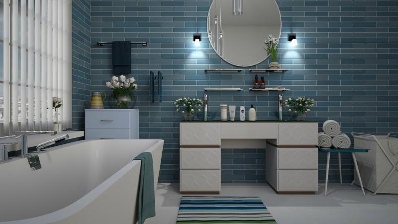 Čiščenje stanovanja - kopalnice